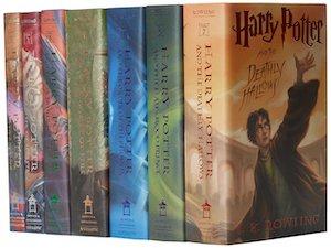 Hogwarts Packing List - Harry Potter Complete Set