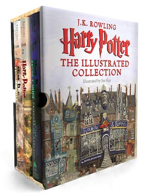 Hogwarts Packing List - The Illustrated Collection