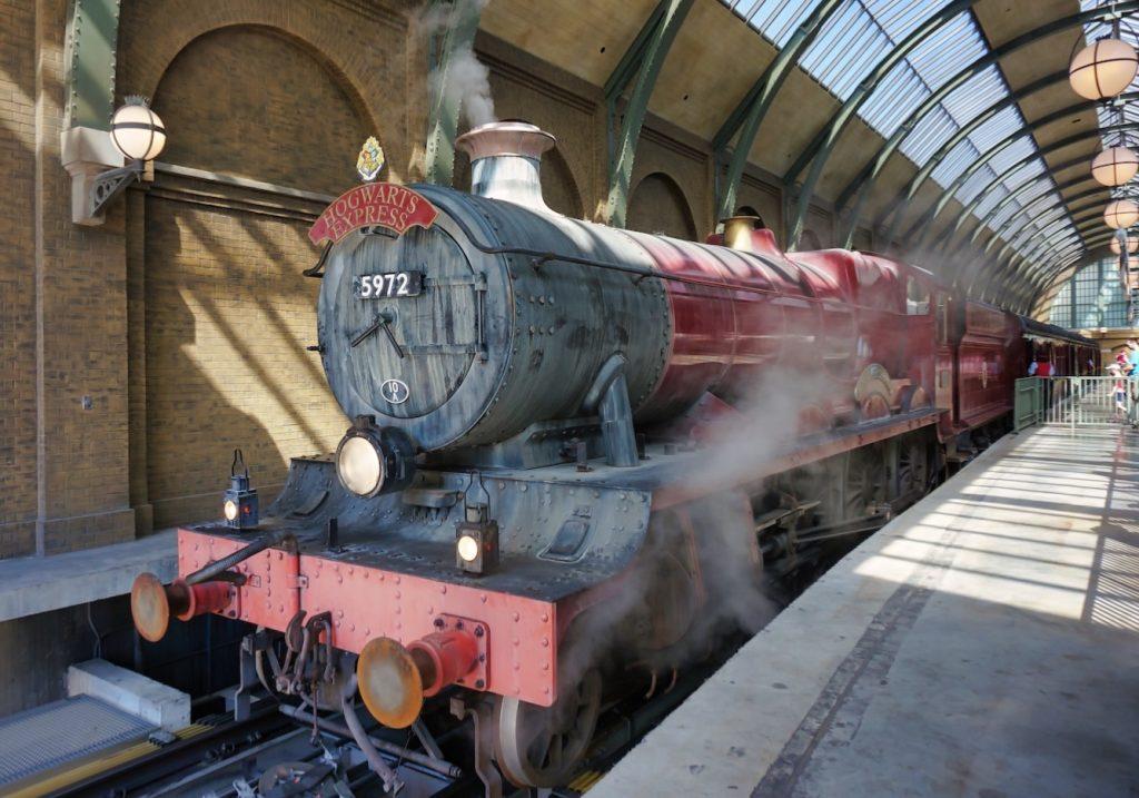 Wizarding World Orlando - Hogwarts Express