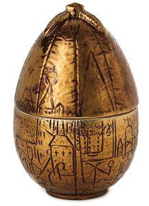 HP Gift - Golden Egg Trinket Box