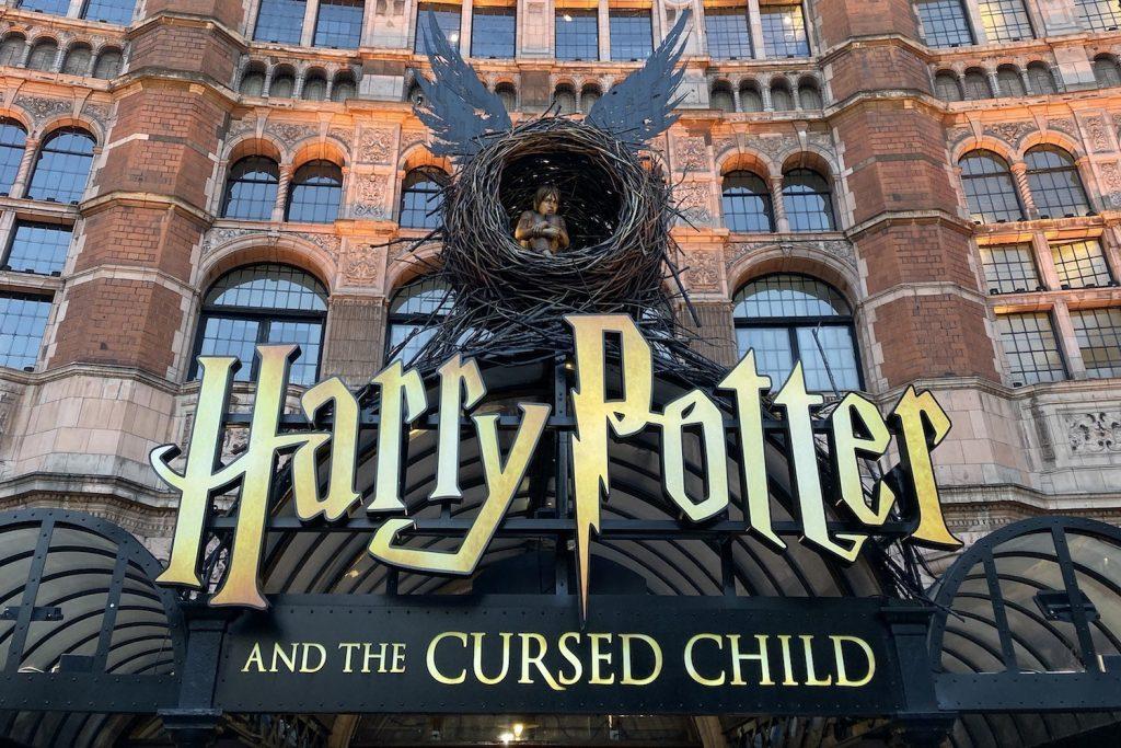 Harry Potter Bucket List - Cursed Child