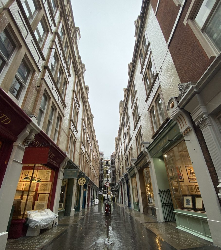 Harry Potter Film Locations - Cecil Court