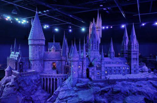 Harry Potter Studio Tour Hero