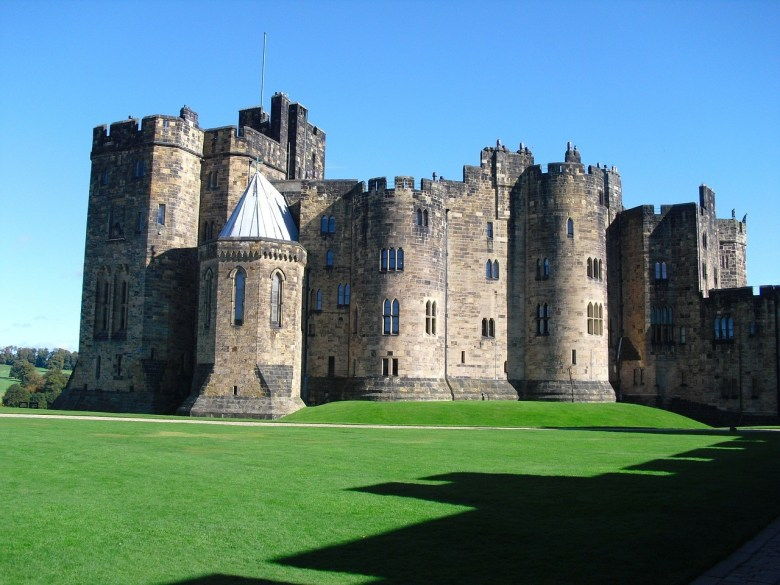 Harry Potter Tour - Alnwick Castle