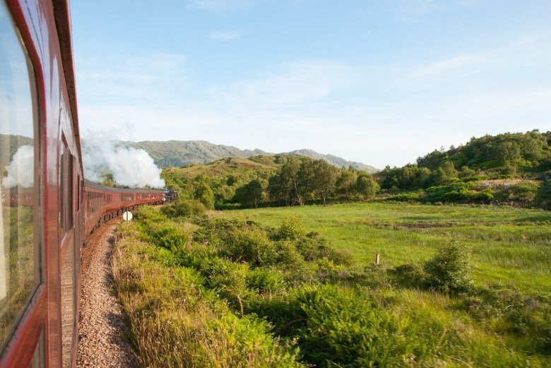 Harry Potter Tour - Jacobite Steam Train