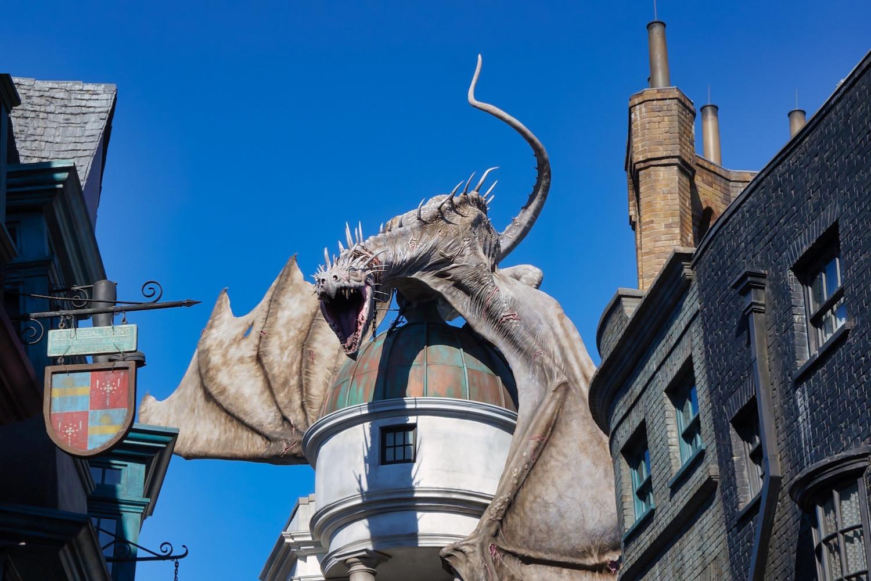 Harry Potter World Orlando Hero
