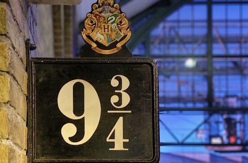Platform 934 Hero