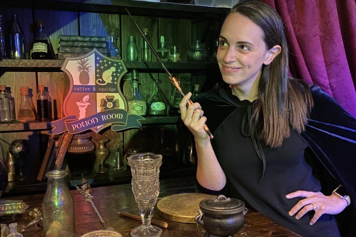 Harry Potter Afternoon Tea Hero