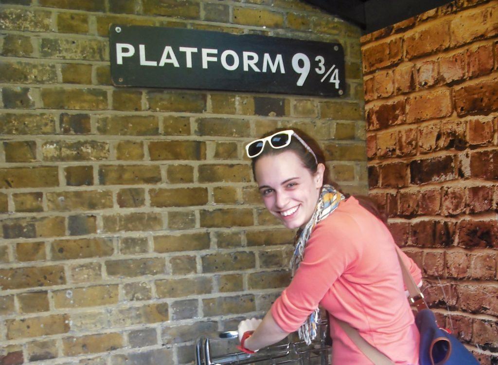 Harry Potter Walking Tour - Platform 934