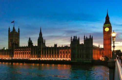 Harry Potter Film Locations in London Hero