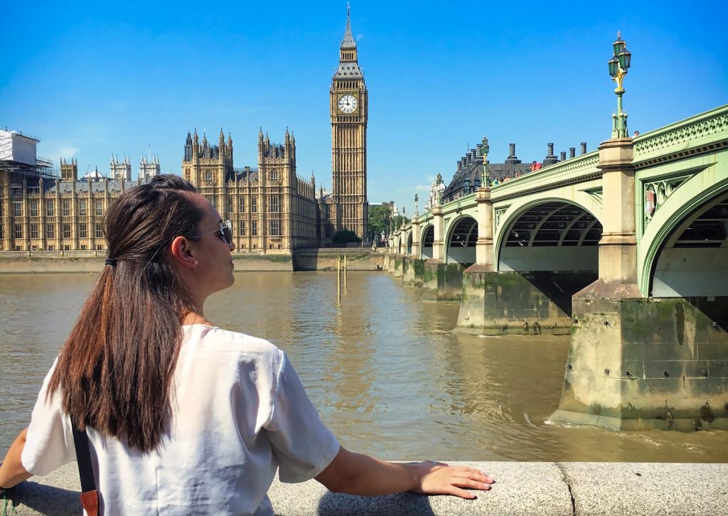 Harry Potter Film Locations in London - Westminster