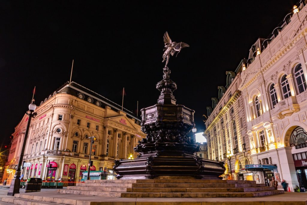 Harry potter London Locations - Piccadilly