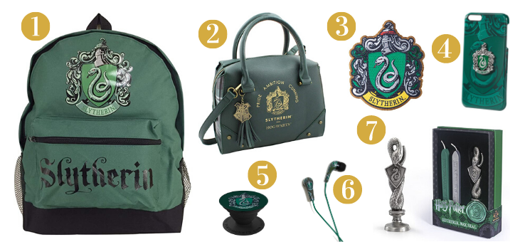 Slytherin Gift Guide - Other Goodies