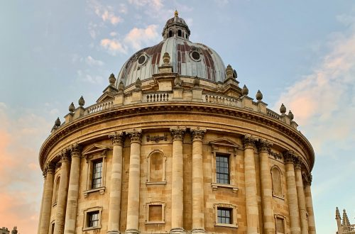 Harry Potter Locations in Oxford Hero