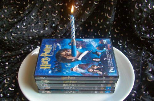 Harry Potter Movie Night Hero - Kathryn Greenhill via Flickr