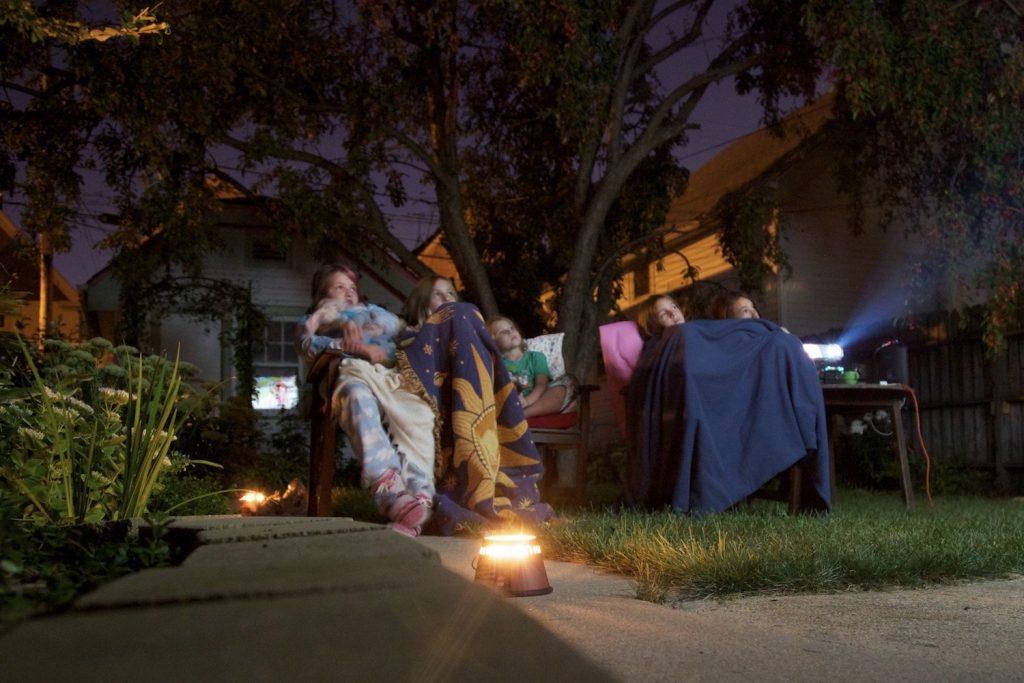 Harry Potter Movie Night - jason gessner via Flickr