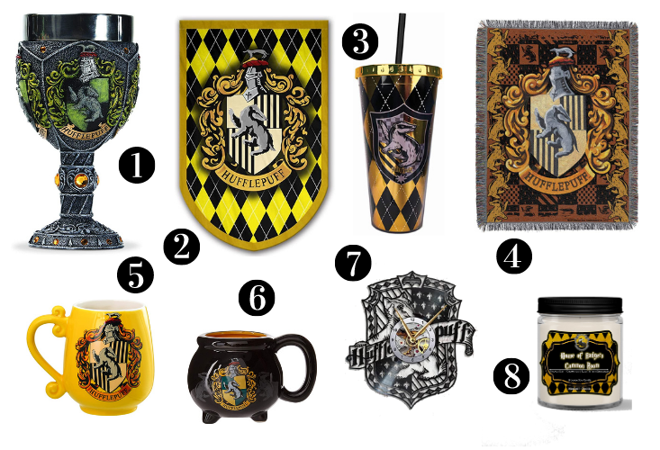 Hufflepuff Gift Guide - Common Room