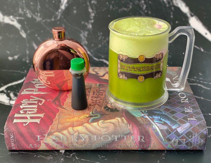 Polyjuice Potion (Punch) Recipe