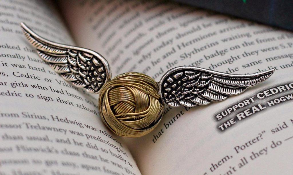 Harry Potter Ornaments - Snitch