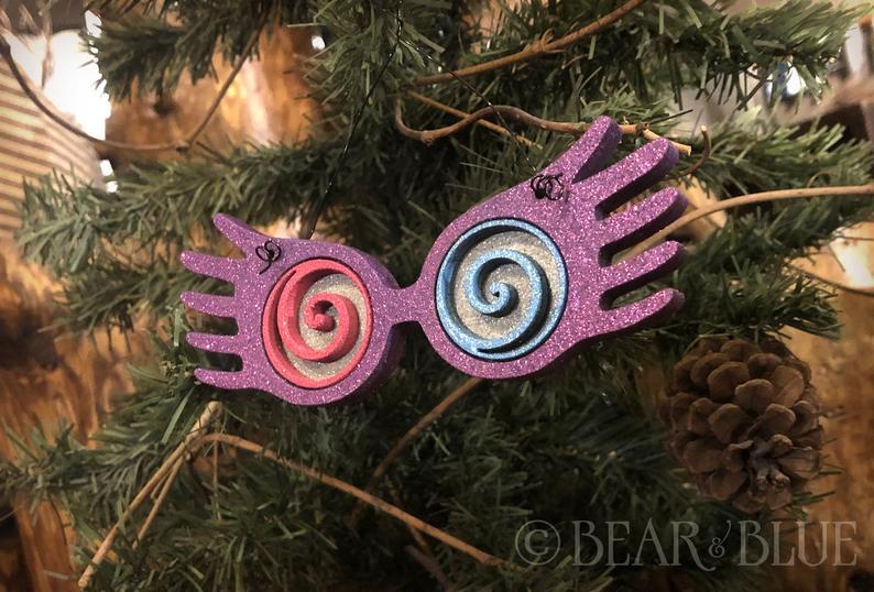 Harry Potter Ornaments - Spectrespecs