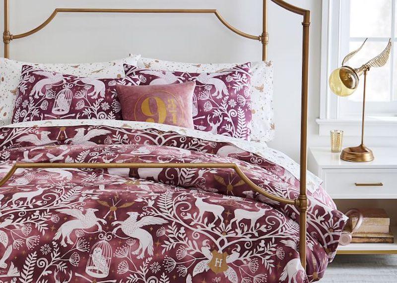 Harry Potter Bedroom - Bedding Set