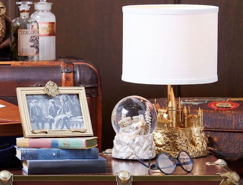 Harry Potter Bedroom - Table Lamps
