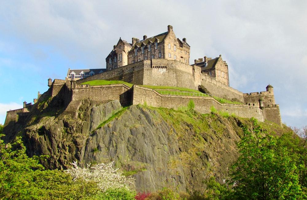 Harry Potter in Edinburgh - Edinburgh Castle