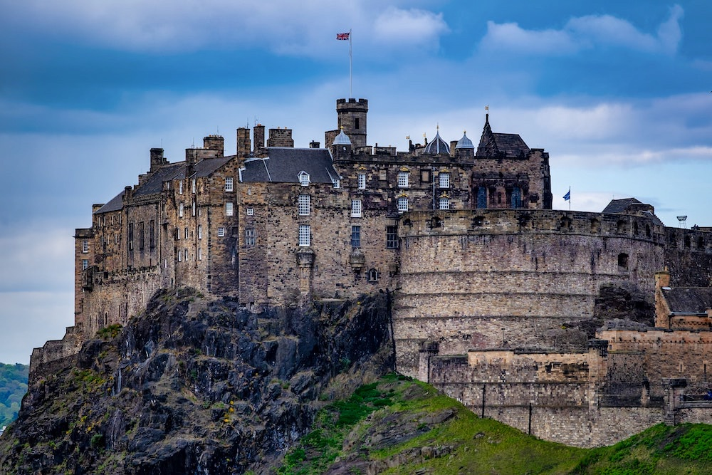 Harry Potter in Edinburgh Hero