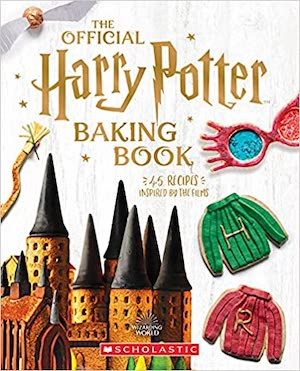 Harry Potter Cookbooks - The Official HP Baking Book