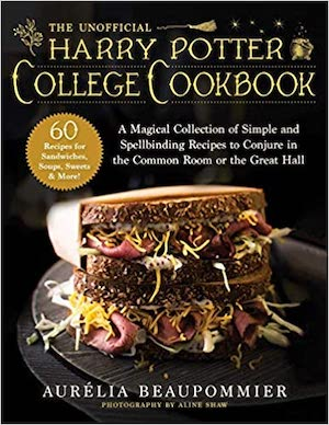 Harry Potter Cookbooks - The Unofficial HP College Cookbook