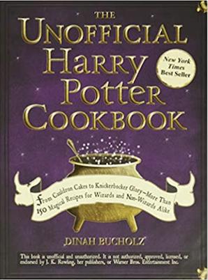 Harry Potter Cookbooks - Unofficial HP Cookbook