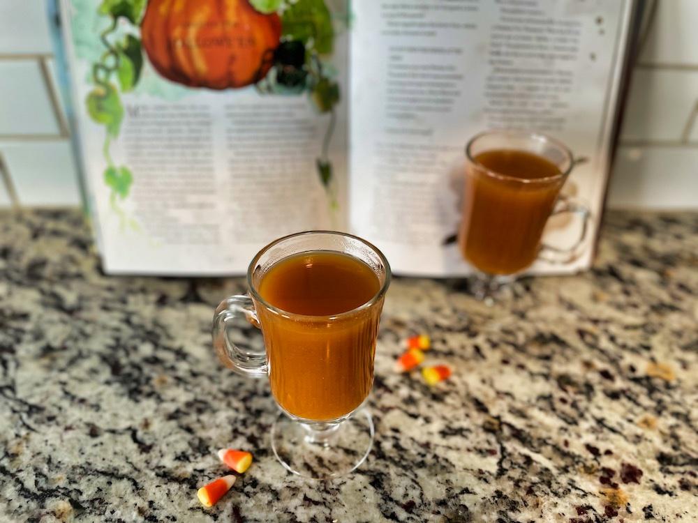 Pumpkin Juice - Final
