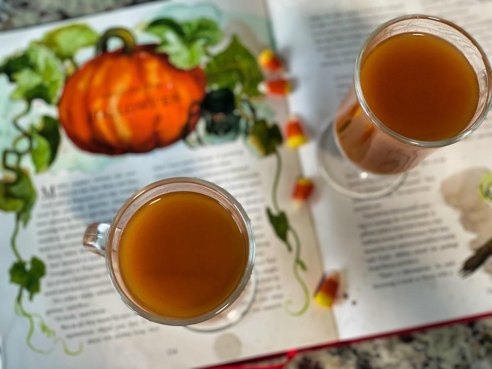 Pumpkin Juice Hero