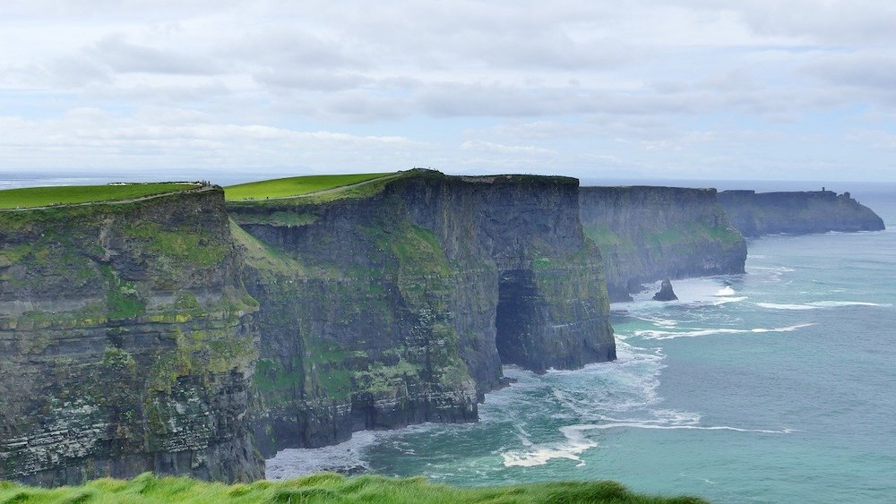 Harry Potter Global Locations - Cliffs of Moher