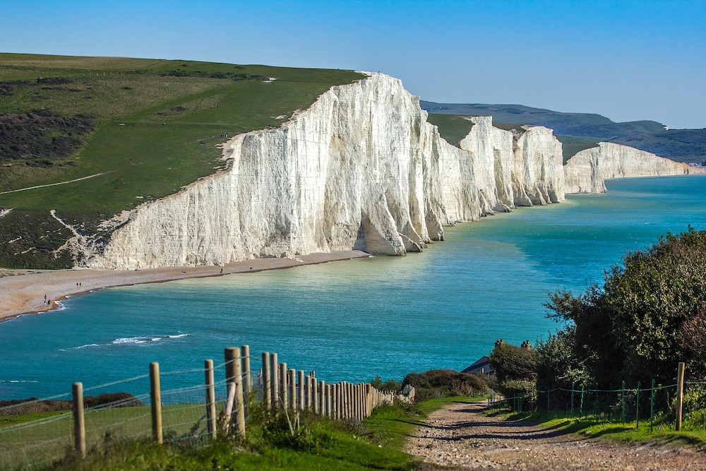 Harry Potter Global Locations - Seven Sisters