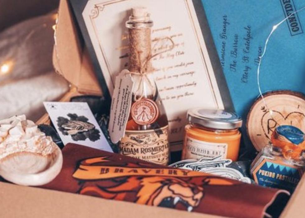 Harry Potter Subscription Boxes - Cauldron Crate