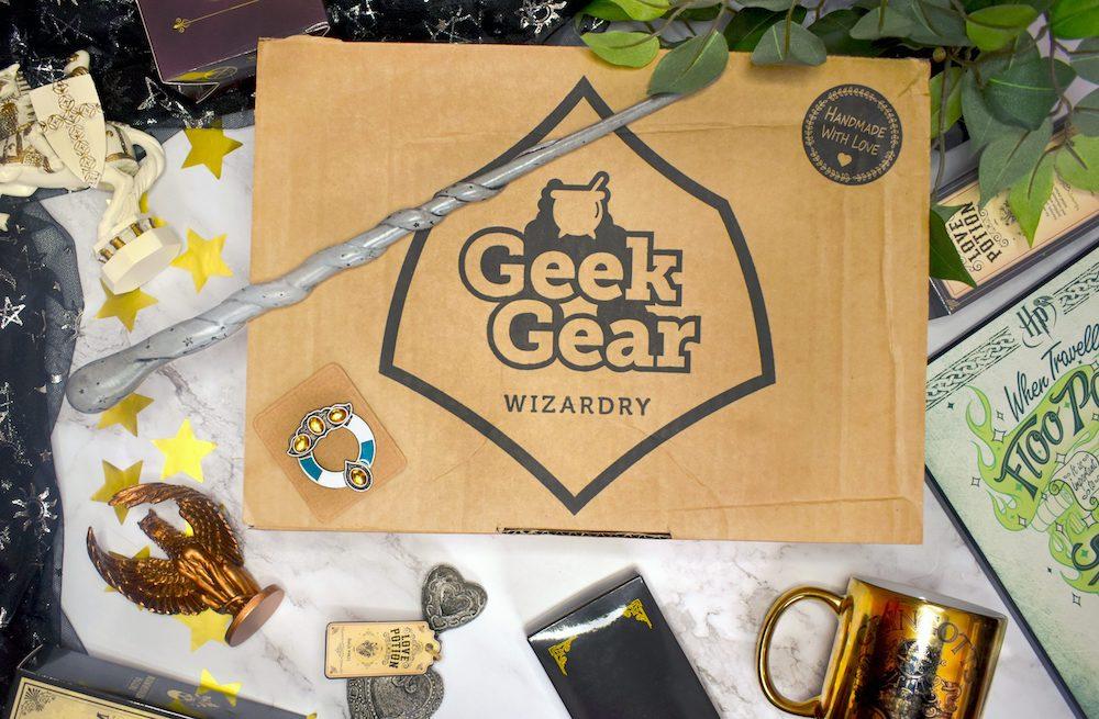 Harry Potter Subscription Boxes - GeekGear