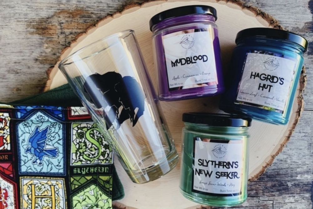 Harry Potter Subscription Boxes - Salty & Lit