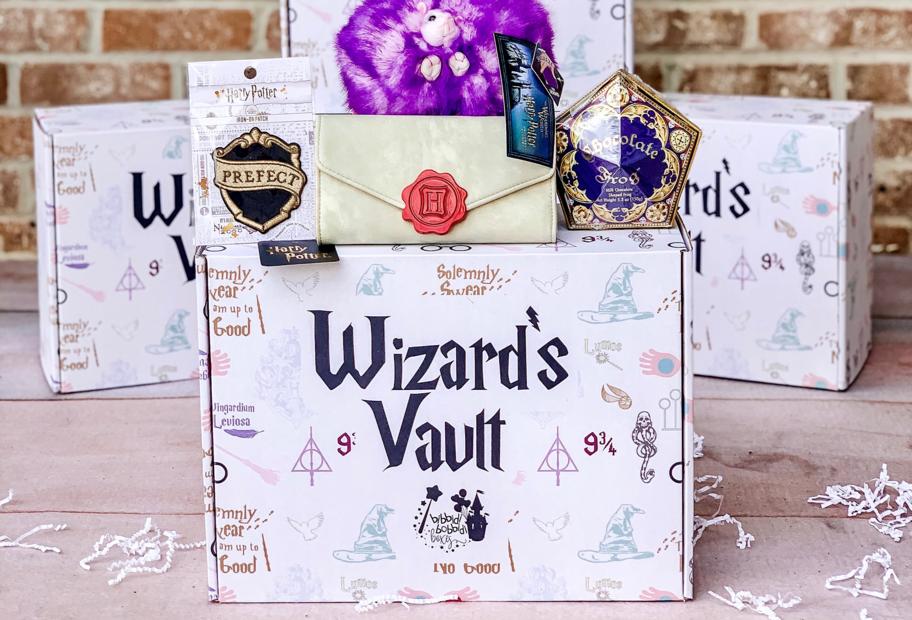 Harry Potter Subscription Boxes - Wizard's Vault