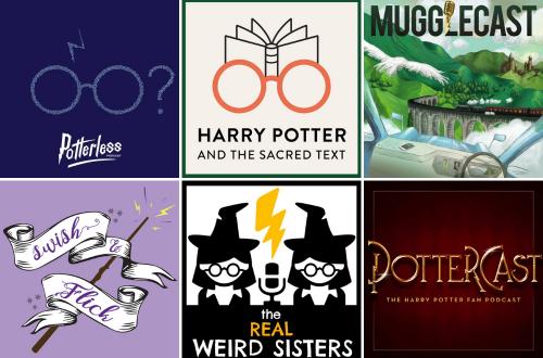 Harry Potter Podcasts Hero